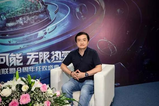 专访英雄联盟中国总负责人黄凌冬:英雄联盟眼中的大生态
