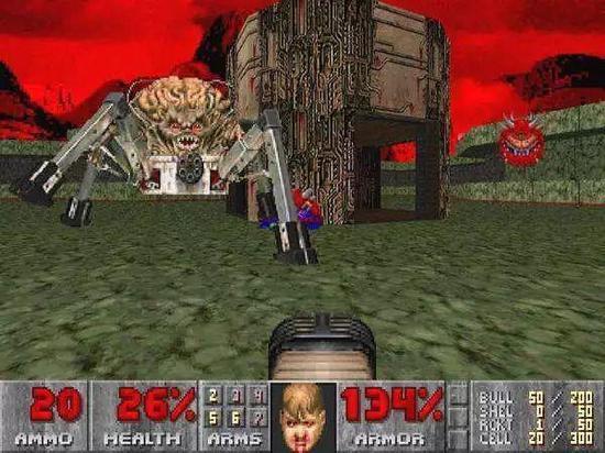 """浅谈""""第一人称射击类""""游戏的起源和发展"""