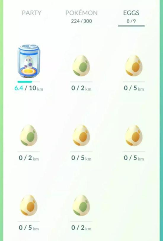 游戏截图—孵化小精灵蛋