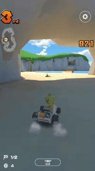 《马力欧赛车》是任天堂开局最好的手游?首月下载量超前五款总和