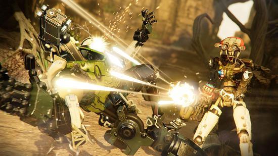 漫威蜘蛛侠开发商VR游戏《Stormland》11月上市