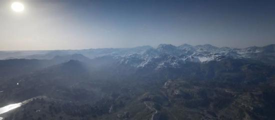 卡盟游戏最新新闻:《荒野大镖客2》的大气云雾技术
