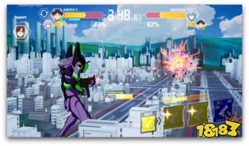 EVA手游新作《EVA 战斗领域》正式曝光玩法介绍
