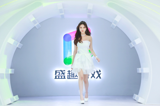 亿兴平台注册:又美又飒Showgirl全纪录 盛趣游戏ChinaJoy颜值在线