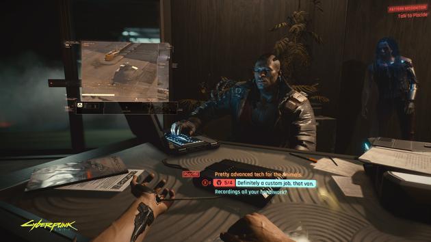 《赛博朋克2077》科隆展公布新实机游戏截图