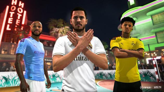 《FIFA 20》试玩DEMO上线PS4/Xbox One/PC平台