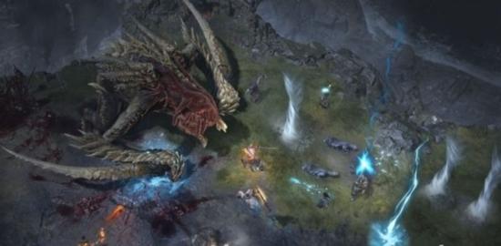 《暗黑破坏神4》采用新引擎 材质/动画效果更真实流畅!