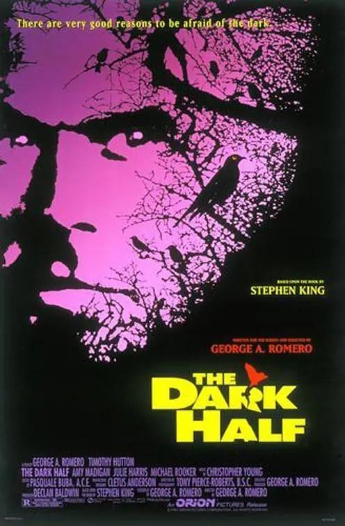 斯蒂芬金恐怖小说《黑暗的另一半》将改编成电影