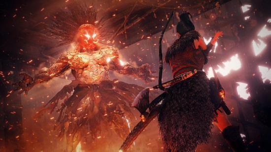 《仁王2》公布最新主视觉图 将在东京电玩展提供试玩