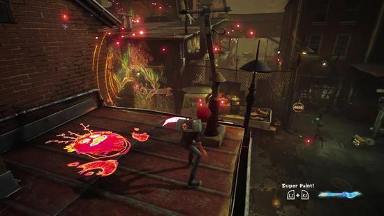 PS4《壁中精灵》实机演示 今日发售、有VR模式