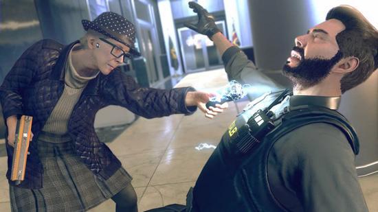 《看门狗:军团》跳票后将充分利用次世代主机性能