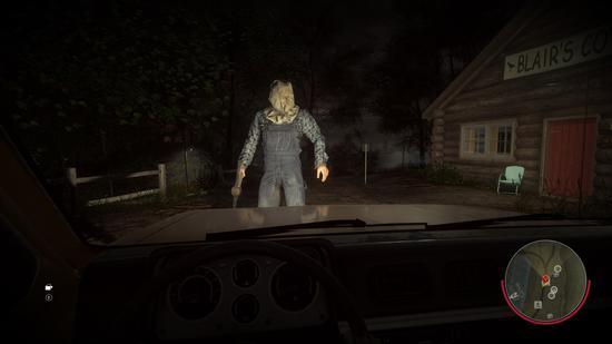 恐怖游戏《十三号星期五》亚洲版今日登陆PS4