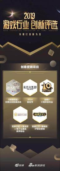 """英魂之刃×镇魂街 IP联动营销荣膺2019年度""""创意营销项目"""""""