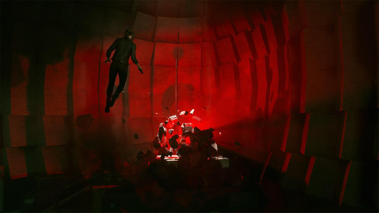 超自然动作冒险游戏《Control》全平台正式发售