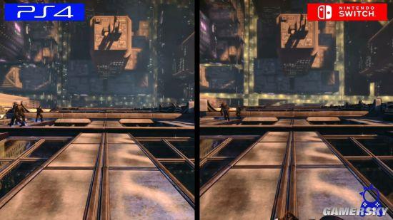 锦衣玉食的意思:《子弹风暴》NS版/PS4版对比 分辨率、帧率有差距