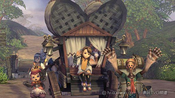 《最终幻想 水晶编年史 高清重制版》发售日公布