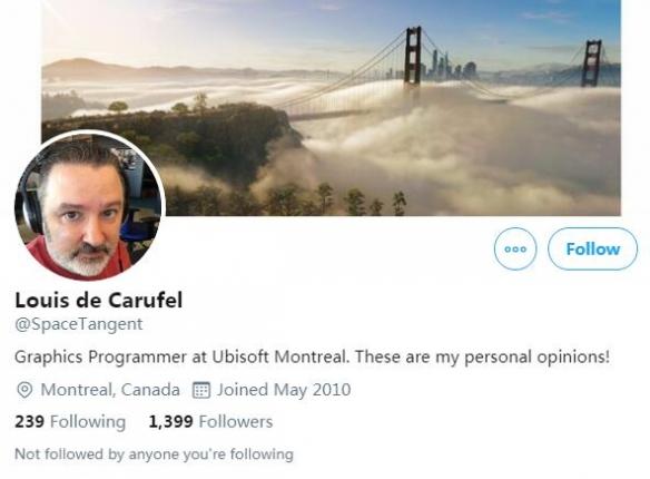 育碧取消一款开发3年的神秘新IP项目 程序员发推抱怨