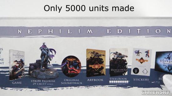 《暗黑血统:创世纪》Nephilim版开箱 纷争雕像超帅