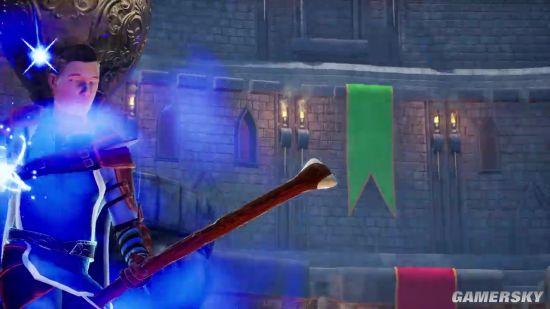 骑扫把抢球的游戏《Broomstick League》即将发售 哈利波特遇上火箭联盟