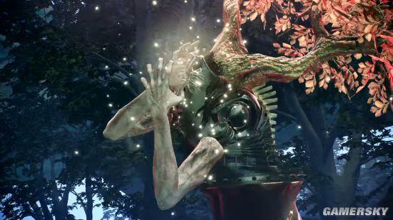 科幻游戏《猩红节点(Scarlet Nexus)》公布 用精神异能探索未来城市