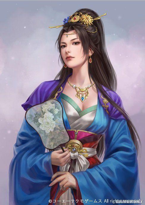 《三国志14》美女武将谜题:得罪公公引来杀身之祸
