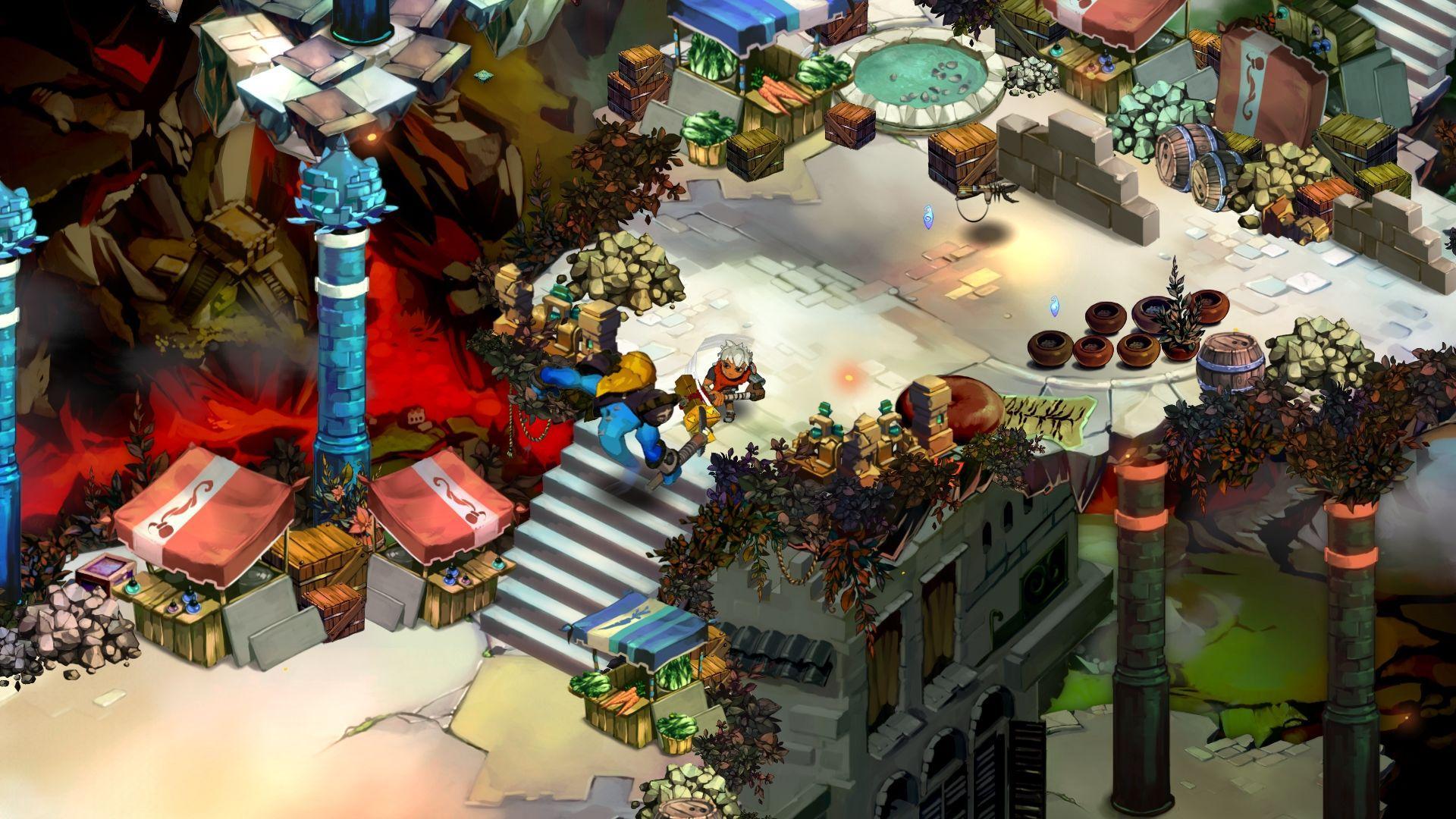 经典ARPG《Bastion》登陆iOS 目前限时免费中