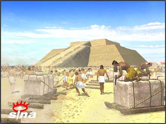 不管是金字塔,或是人面狮身像,所代表的不光只是特殊的外表.